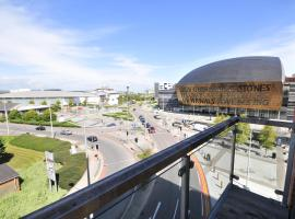 Quayside Serviced Apartments Cardiff United Kingdom