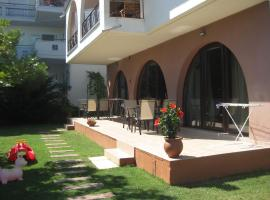 Nautica Bay Apartments Keramotí Greece