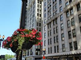 Hotel Photo: Pittsfield Apartments + Suites
