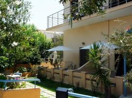 Alexandros Studios & Apartments Chania Town Greece