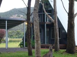Hotel Photo: The A-Frame Chalet