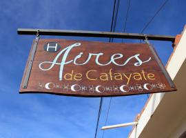 Hotel Photo: Hostal Aires de Cafayate