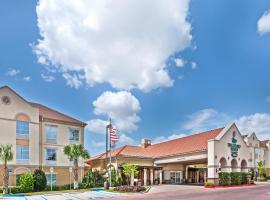 A picture of the hotel: Homewood Suites Laredo at Mall Del Norte