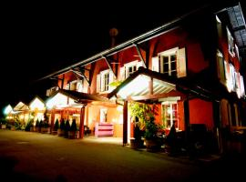 Hotel Photo: L'Auberge De Maison Rouge