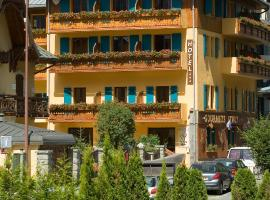 Hotel photo: Hotel Gourmets et Italy