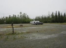 Kluane RV Kampground Haines Junction Canada