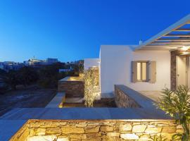 Hotel Photo: White Tinos Luxury Suites