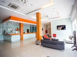 The Original Orange Hotel Nakhon Si Thammarat Thailand