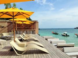 Beach Club by Haadtien Ko Tao Thailand