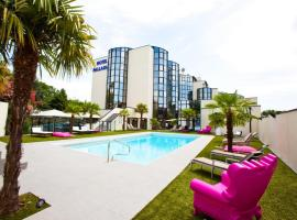 Hotel Palladia Toulouse France