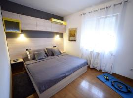 Hotel photo: Zagreb Lodge Apartment