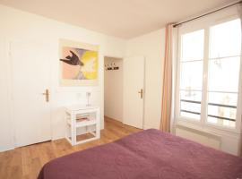 Sunny Saint Germain 1 Bdrm (158) Paris France