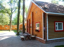 Hotel Photo: Belaya Dacha Apartment