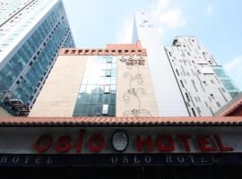 Hotel Seocho Oslo Seoul South Korea