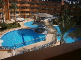 Oasis Resort & Apartment Hurghada Egypt