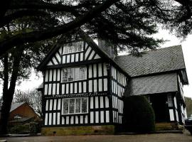 The Old Hall Country House Madeley Royaume-Uni