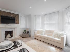 Pimlico Courtyard Apartment,