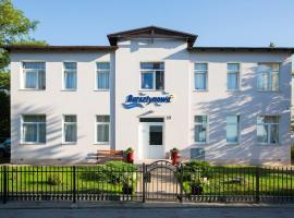 Hotel Photo: Pensjonat Bursztynowa