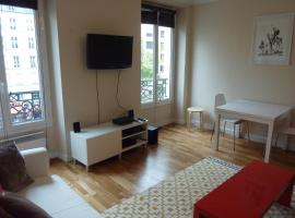 Apartment Paris Montparnasse Paris Frankreich