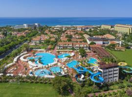 Club Hotel Turan Prince World - All Inclusive Kizilagac Turecko
