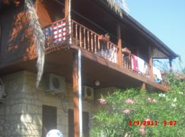 Belen Hotel Side Turkey