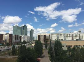 SunHome Apartment on Sauran 6 Astana Kazakhstan
