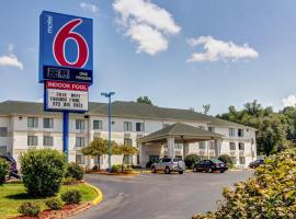 Motel 6 - Columbia Columbia USA