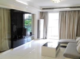 Overseas Chinese Town Happy Valley Two-Bedrooms Apartment with Balcony Shenzhen China