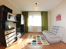 Alpha Apartment on 10 Let Oktyabrya Omsk Russia