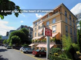 Elite Lausanne Switzerland