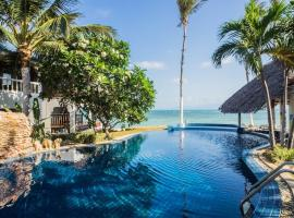 Beach Resort Hacienda Baan Tai Thailand