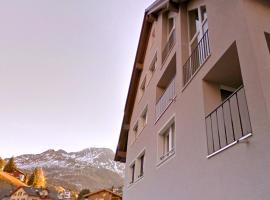Sodertorpet Swiss Alps Andermatt Switzerland