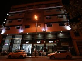 A picture of the hotel: Hotel Jedda