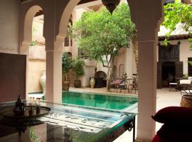 A picture of the hotel: Riad Palmier