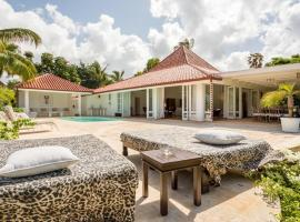 las cerezas 12 exclusive 3 bedroom villa La Romana Dominicaanse Republiek