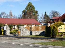 Pinewood Motels Fairlie New Zealand
