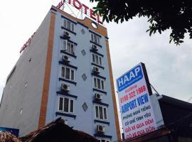 Hotel Photo: Airport View Hostel by HAAP