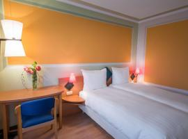 Hotel Parc Belle-Vue Luxembourg Luxembourg