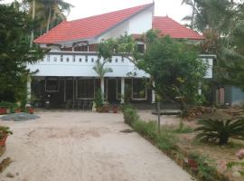 Sreekrishna's Thumpolly Beach Villa Alleppey India