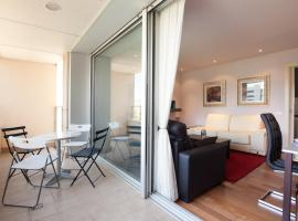 Hotel photo: LetsGo Barcelona CCIB Suite