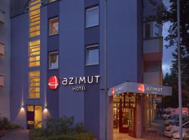 A picture of the hotel: AZIMUT Hotel Nuremberg