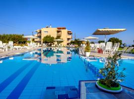 Matzi Hotel Apartments Gerani Chanion Greece