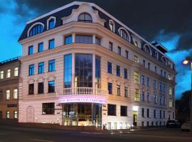 The Rooms Boutique Hotel Moscow Russia