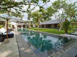 Villa San - an elite haven Ubud Indonesia