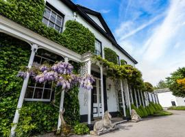 Statham Lodge Hotel Lymm United Kingdom