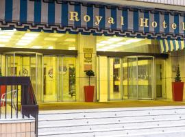 A picture of the hotel: The Royal Hotel