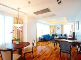 Natural Ville Executive Residences Bangkok Thailand