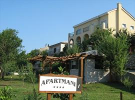 Apartments Laura Senj Croatia
