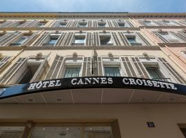 Hotel Photo: Hotel Cannes Croisette