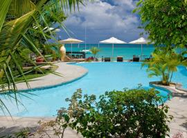Ocean Beauty Boutique Hotel Pereybere Mauritius